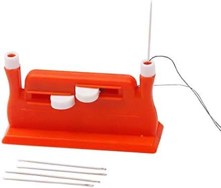 ❤️Jonerytime❤️Needle Threading Device Elderly Needle Guide Plastic Device Automatic Thread Sewing Poke Tool