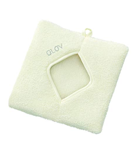 GLOV Comfort – Classic Ivory – Makeup Removal Just With Water – Microfiber Wipe