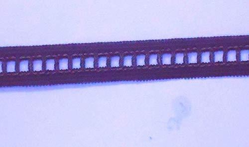 (Entredeux Lace Beading Lace Insertion Lace Trim 1/2 Navy Blue 5)