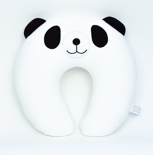 Animal Neck Pillow For Adults : Galleon - Focus-M Micro Beads Travel Neck Pillow, Adult Size, Soft, Animal, Cute Panda