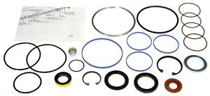 ACDelco 36-350680 Professional Steering Gear Pinion Shaft Seal Kit with Bearing, Seals, and Snap ()