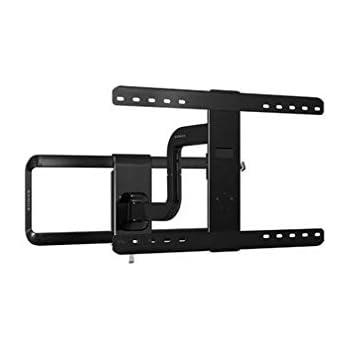 Amazon Com Sanus Vlf525 B1 Large Full Motion Tv Wall