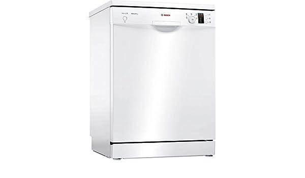 Bosch Serie 2 SMS25DW05E lavavajilla Independiente 13 cubiertos A ...