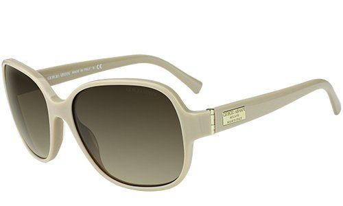 Giorgio Armani Womens Sunglasses AR 8020 58 mm Beige ()
