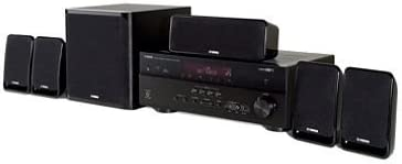 Yamaha Digital Home Theater System YHP-S101BL Discontinued by Manufacturer