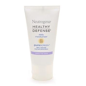 Neutrogena Healthy Defense Daily Moisturizer with SPF 50, 1.7 fl. oz Bioelements - Anti-Aging Active (Salon Product) -59ml/2oz
