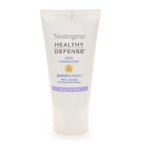 Neutrogena Healthy Defense Moisturizer PureScreen