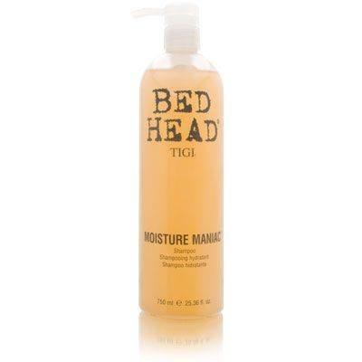 TIGI Bed Head Moisture Maniac Shampoo, 13.5 oz