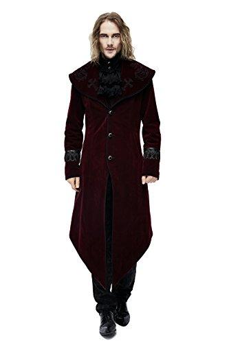 Fashion Abrigo Para Hombre Fashion Abrigo Devil Devil Para 8q6wI
