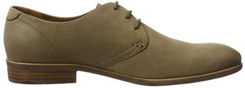Vagabond Hustle, Zapatos de Cordones Derby para Hombre Grau (Fossil)