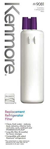 Kenmore 469081 Replacement Refrigerator Water Filter ()