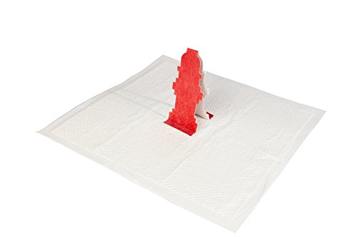 Pop-Up Pee Pad, 50 pads/box by Pop-Up Pee Pad (Image #4)