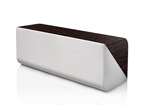table Wireless Speaker with AirPlay, Bluetooth and DTS Play-FI - (Wenge with Espresso Finish) ()