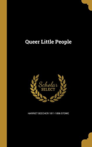book cover of Queer Little People