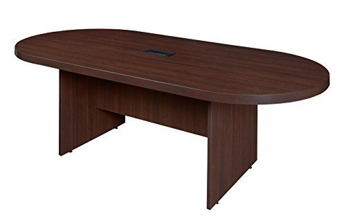 oval conference table - 3