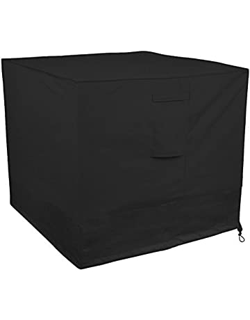 Little World Air Conditioner Cover Heavy Duty Large Universal Veranda AC Unit Cover for Standard American