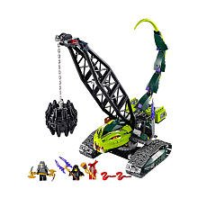 Lego Ninjago Set  9457 Fangpyre Wrecking Ball