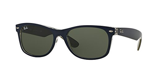 Ray Ban RB2132 6188 52M Mt Blue/Military - Ray Sunglasses Military Ban