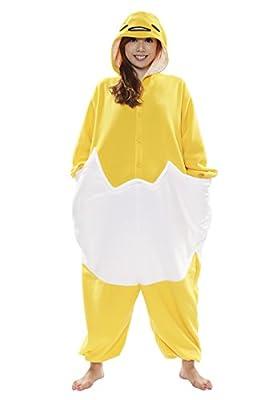 Gudetama Kigurumi - Adults Costume
