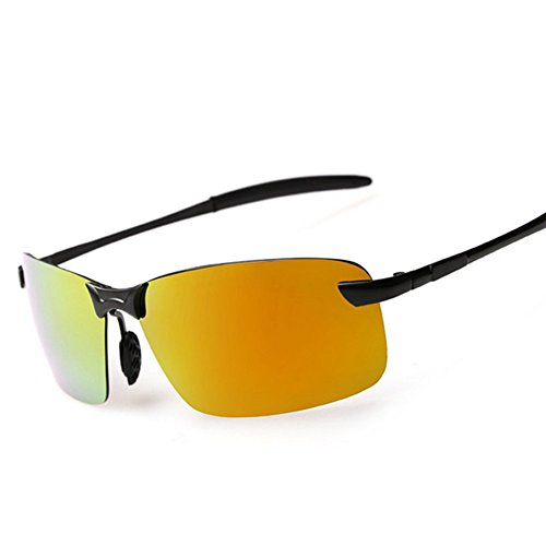 colorée lunettes C Mens voiture Verres de soleil de polarized W08vnvBqx7