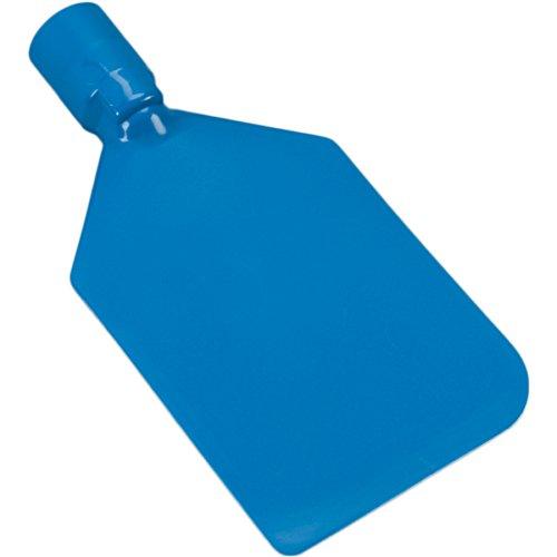 Vikan 70113 Blue Nylon Stiff Paddle Scraper, 6