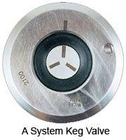KegWorks German Slider Style Beer Keg Tap Coupler-A System by KegWorks (Image #3)