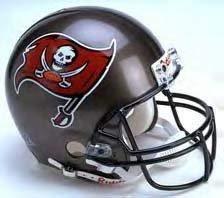 Sports Memorabilia Tampa Bay Buccaneers Riddell Replica NFL Football Helmet - NFL Replica Helmets (Tampa Football Replica Helmet Buccaneers Bay)