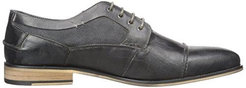 Steve Madden Jagwar Leather Herren Schuhe Grey