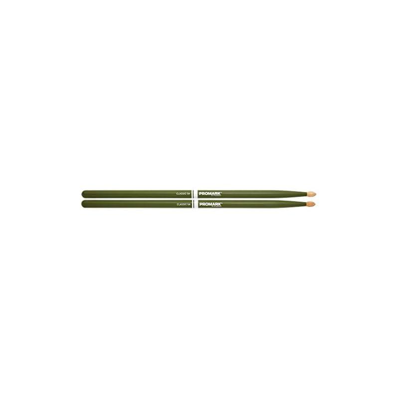 promark-drumsticks-tx5aw-green