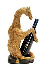Sterling 91-5628 Giraffe Caddy Wine Holder, 7 by 16-Inch