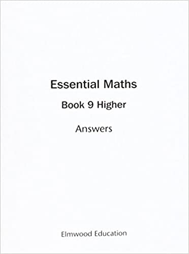 essential maths 9h homework book answers online