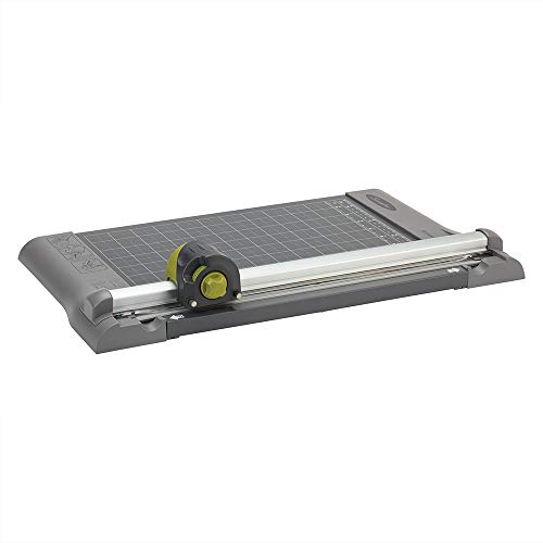 Swingline Paper Trimmer, Rotary Paper Cutter, 12