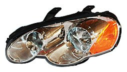 TYC 20-6463-00 Chrysler Sebring Passenger Side Headlight Assembly