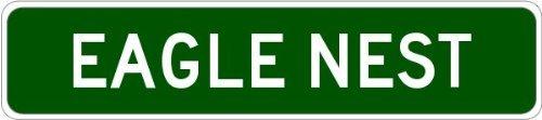 Custom Street SignEAGLE NEST, NEW MEXICO City Street Sign - Heavy Duty - 3x18 Inches Aluminum Metal Sign