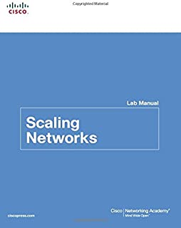 scaling networks companion guide cisco networking academy rh amazon com ccna 3 scaling networks instructor lab manual Virtual Lab Instructor