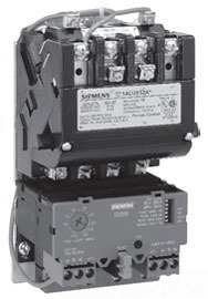 Siemens 14DUD32AA Heavy Duty Motor Starter, Solid State Overload, Auto/Manual Reset, Open Type, Standard Width Enclosure, 3 Phase, 3 Pole, 1 NEMA Size, 5.5-22A Amp Range, A1 Frame Size, 110-120/220-240 at 60Hz Coil Voltage