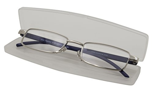 Able Vision Reading Glasses - Slim Reader Navy / +3.25-R14156NVY325
