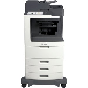 Lexmark MX811DTFE Monochrome Printer with Scanner, Copier and Fax - 24T7424