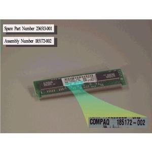 Compaq Genuine 8MB 60ns EDO Memory Module Prosignia 200 Deskpro 2000 4000 6000 Presario 3000 4000 4100 4400 6700 7200 7600 8700 - Refurbished - 185172-002
