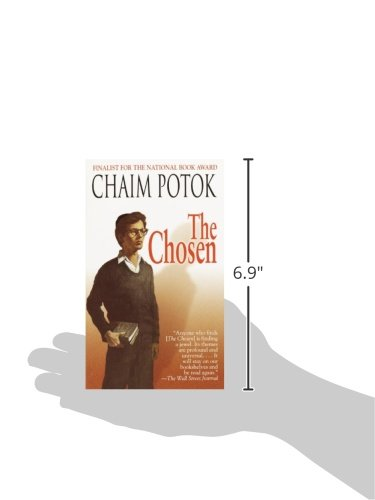 the theme of friendship in the chosen by chaim potok Buy a cheap copy of the chosen book by chaim potok few stories offer more warmth, wisdom, or generosity than this tale of two boys, their fathers, their friendship.