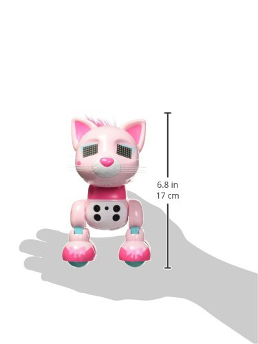 Zoomer Meowzies, Chic, Interactive Kitten with Lights, Sounds and Sensors by Zoomer (Image #9)