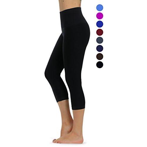 on sale Prolific Health High Compression Women Gym Pants Yoga Fitness  Leggings Capri 702398297c