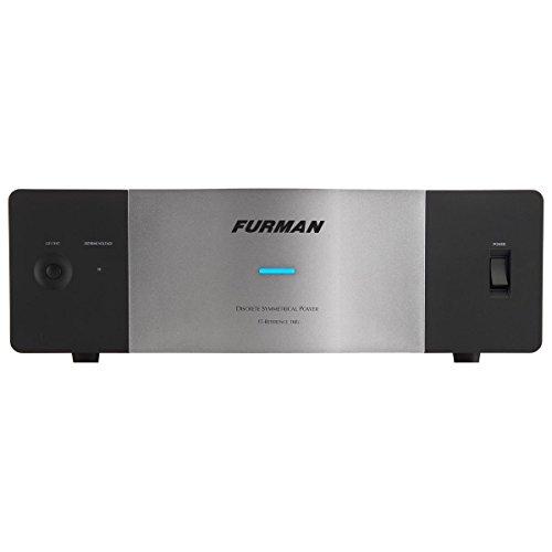 Furman IT-Reference 16E i 220v Balanced AC Power Source (Black/Silver) by Furman