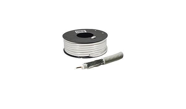 LINEAIRE CCX17B-25 Câble antenne type 17 VATC 25m00: Amazon.es: Electrónica