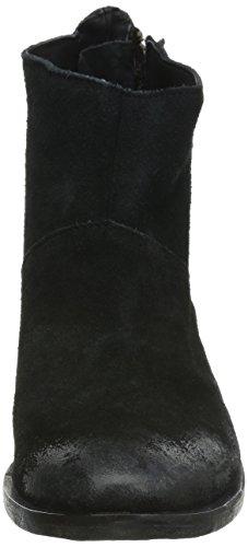 US Women's Black 6 M H Hudson Boot Fop By BHEwx78qa