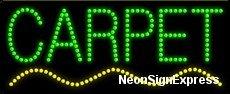 Carpet LED Sign ()
