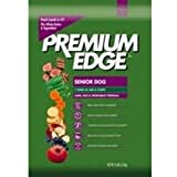 Premium Edge Lamb, Rice and Vegetables Dry Dog Food for Senior Dog, 18-Pound Bag, My Pet Supplies