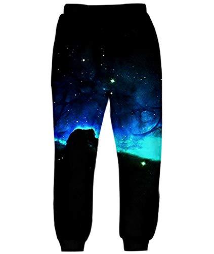 Casual Sweatpants Sport Jogging Graphric Sea Unisexe 3d Water Uideazone Pantalon Imprimé qUwag80