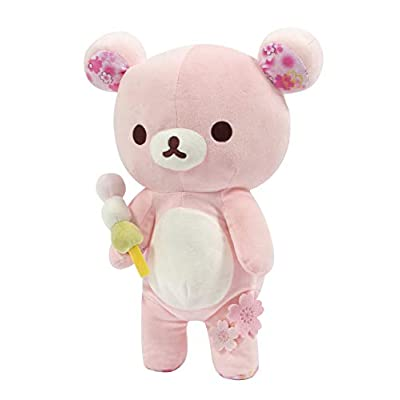Rilakkuma Cherry Blossom Series Plush, Doll, Stuffed Animal, Authentic Licensed Product - 15