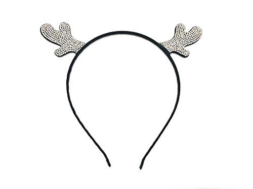 Arrow Switchplate - MeeThan Crystal Rhinestone Metal Cat Ear Headband :H10 (RI)
